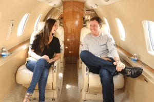 charter-jet-jimmy-erin-walker-private-jet