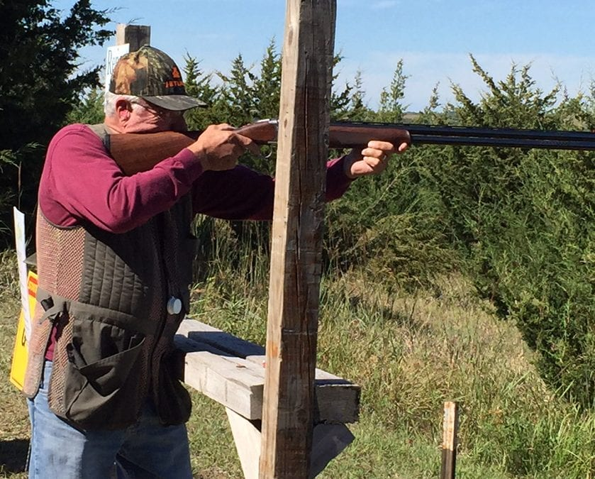 Jet Linx Team Targets Clays for Kids