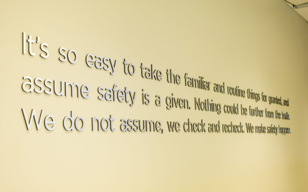 Staying Ahead of the Safety Curve
