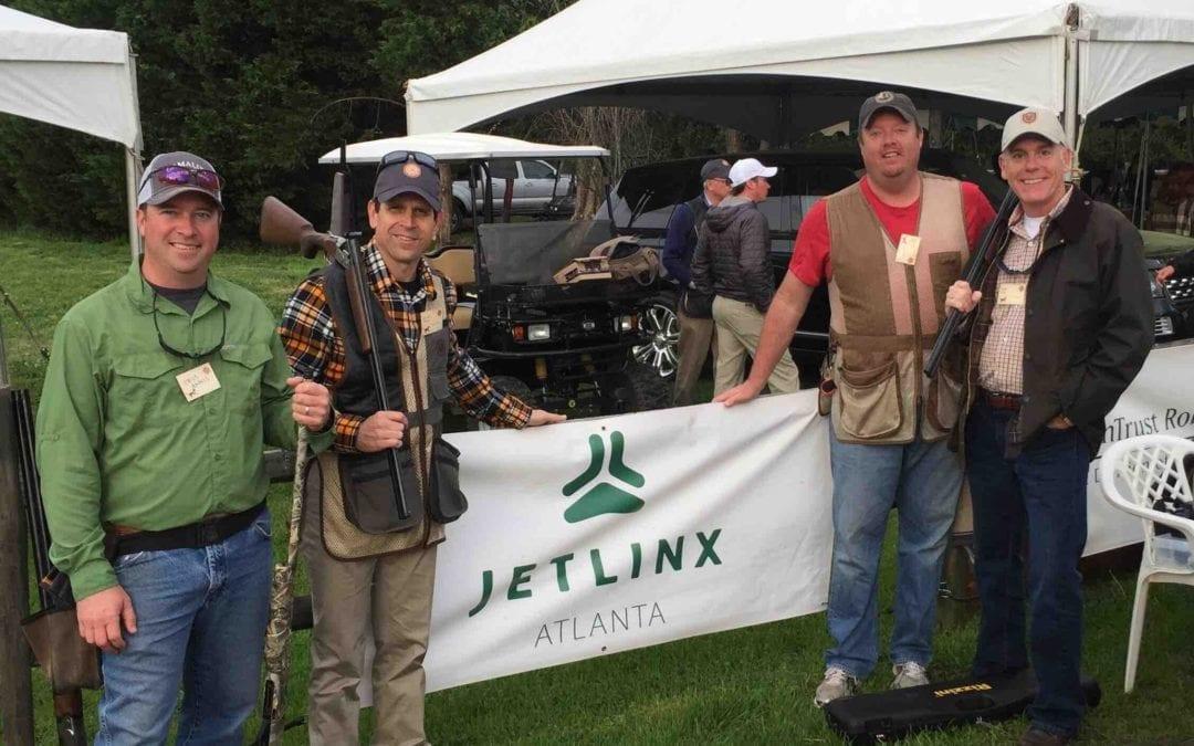 Jet Linx Atlanta Sponsors Atlanta Charity Clays