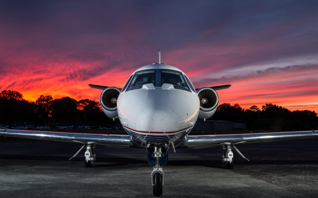 Jet Linx Reaches 50 Million Private Jet Miles Flown