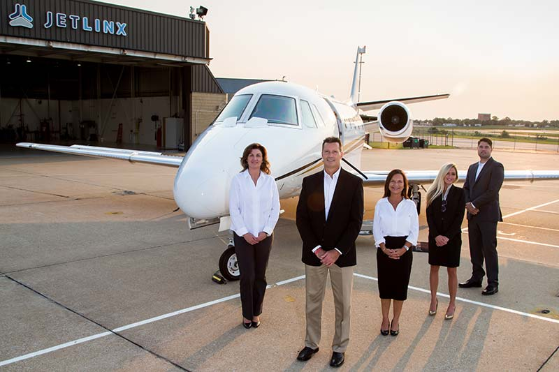 Jet Linx  St Louis Private Jet Flights Amp Aircraft Management