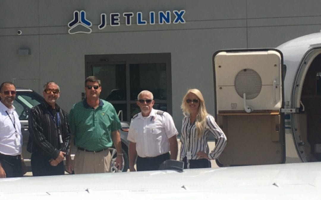Jet Linx Fort Worth Takes Flight