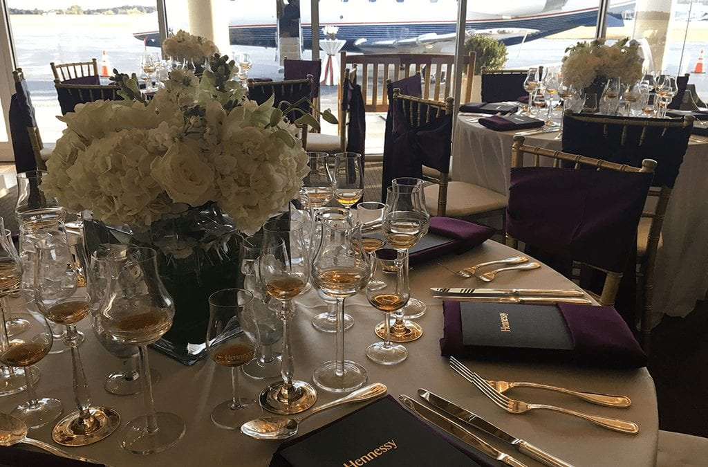 Jet Linx Atlanta Hosts Exclusive Hennessy Tasting