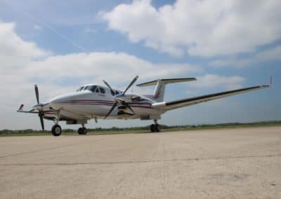 2000 King Air 350