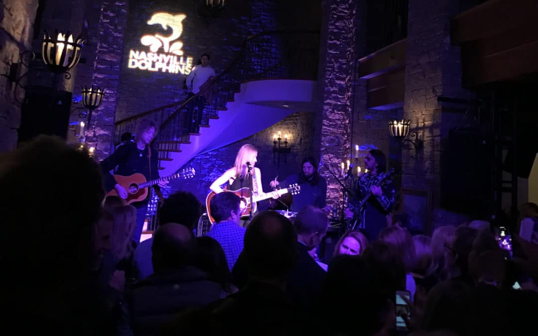 Jet Linx Nashville Takes Clients Behind the Scenes with Sheryl Crow