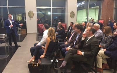 Jet Linx Tulsa Hosts Private YPO Event