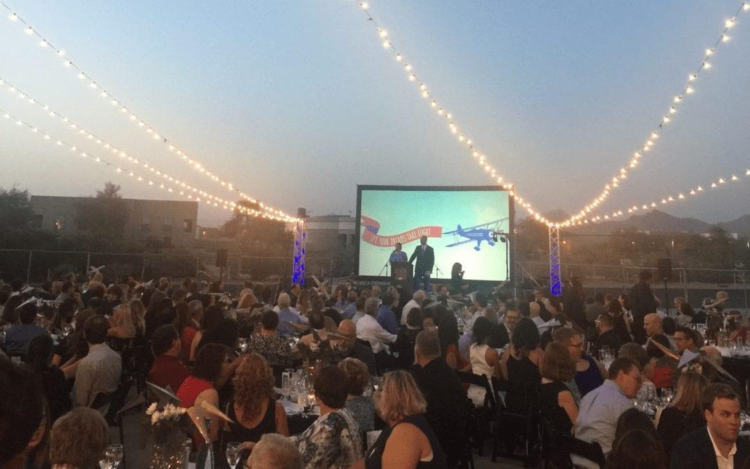 Jet Linx Scottsdale Hosts New Way Academy