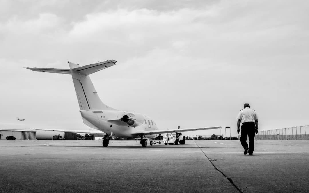 Why I Fly – David Buono, Jet Linx Fort Worth