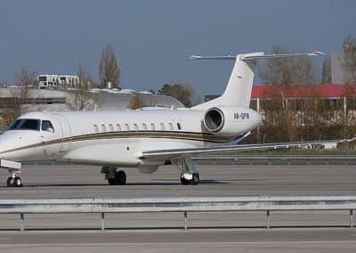 2006 Embraer Legacy 600