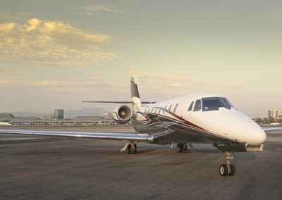 2009 Citation Sovereign