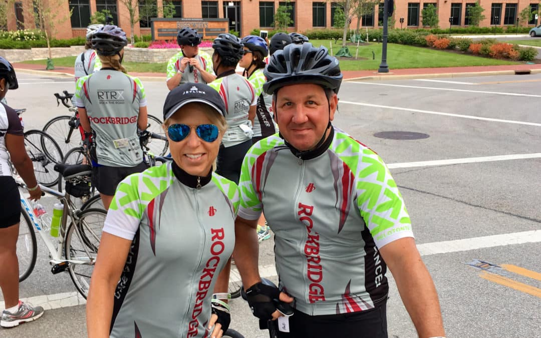 Riding to Beat Cancer