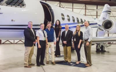 Citation Longitude Experience at Jet Linx San Antonio
