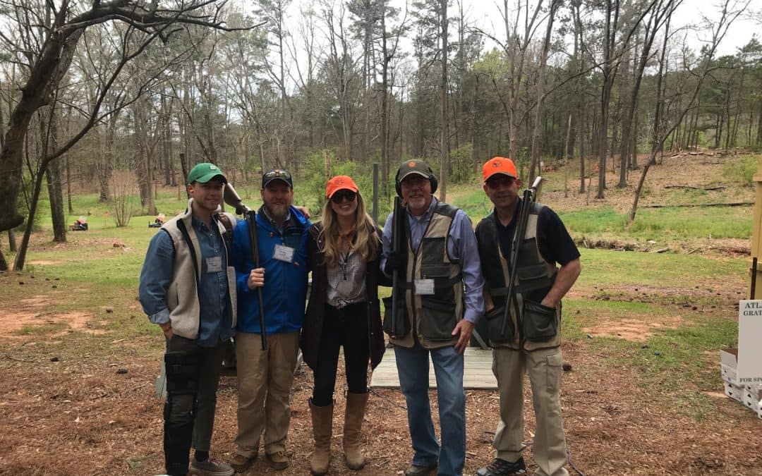 Jet Linx Atlanta Sponsors Charity Clays