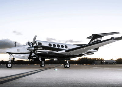 2010 Beechcraft King Air B200GT