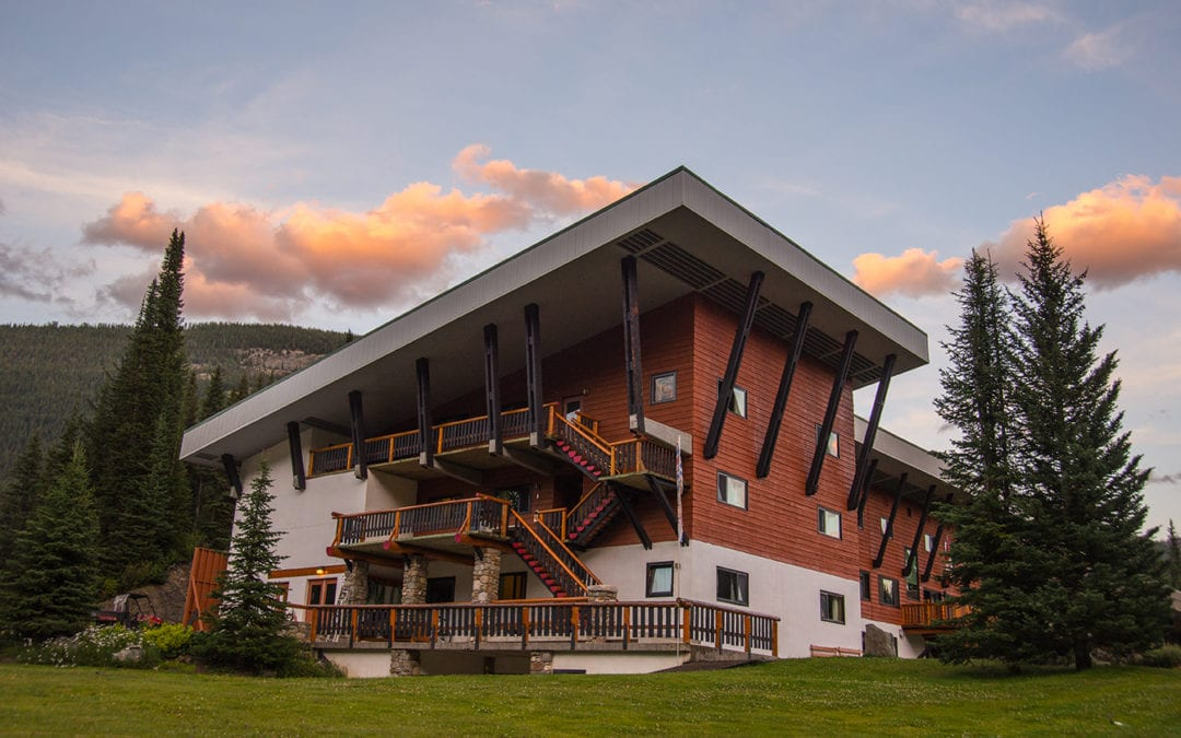 CMH Summer Adventures: Bugaboos Lodge