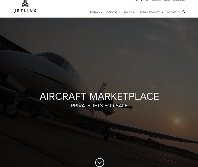Jet Linx Aircraft Marketplace