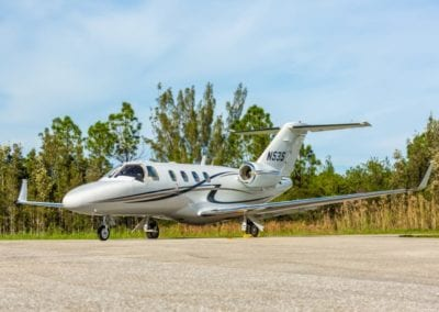 2001 Citation CJ1
