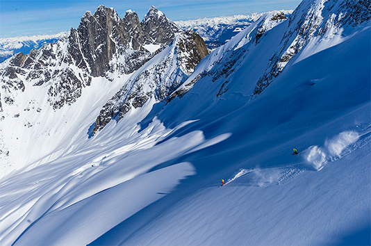Exclusive Heli Skiing Adventures With Cmh Nomads Jet Linx