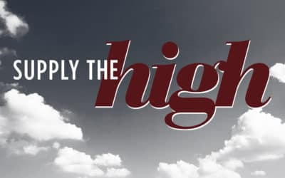 Supply the High: 2018 Grand Prize Winner