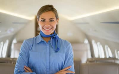 Four Reasons to Use a Flight Attendant for Your Next Heavy Jet Trip