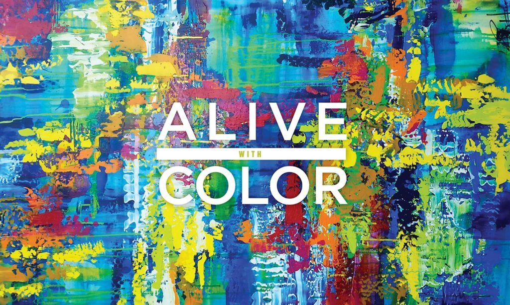 Alive With Color