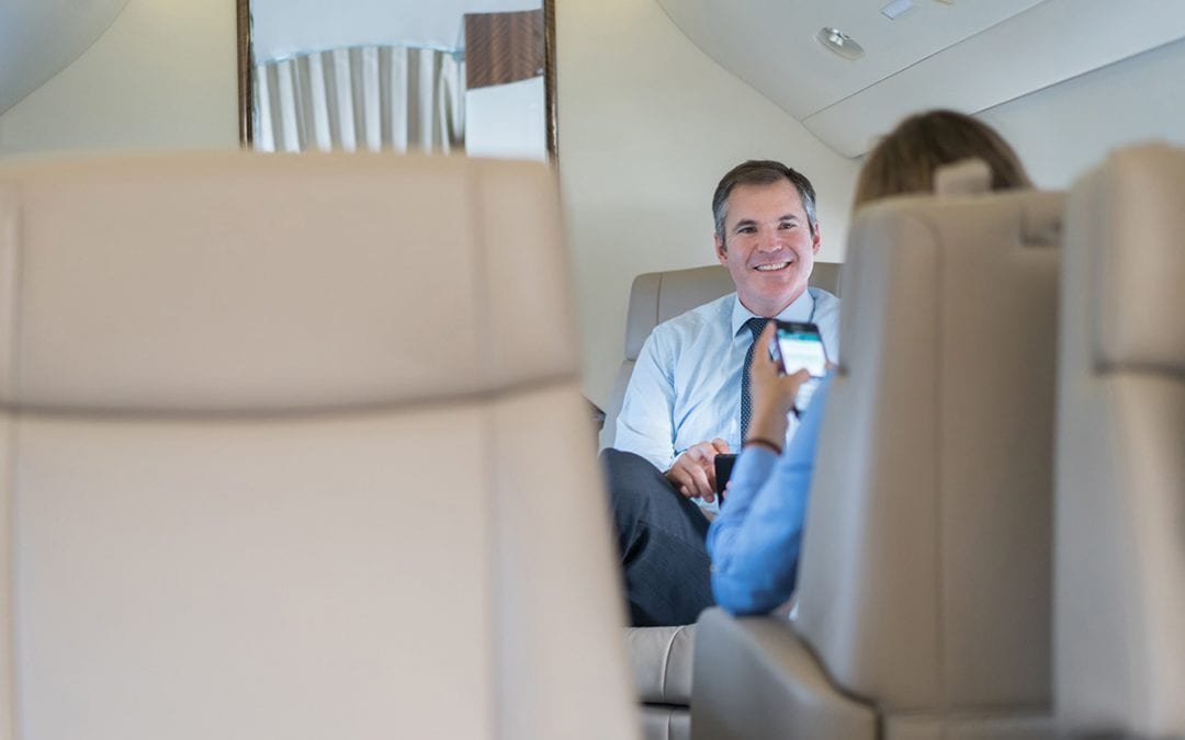 Why Pay More for Private Jet Travel?