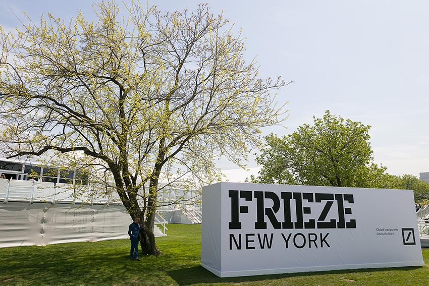 Frieze New York