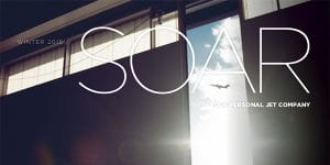 Private aviation lifestyle magazine SOAR offers travel inspiration and more.