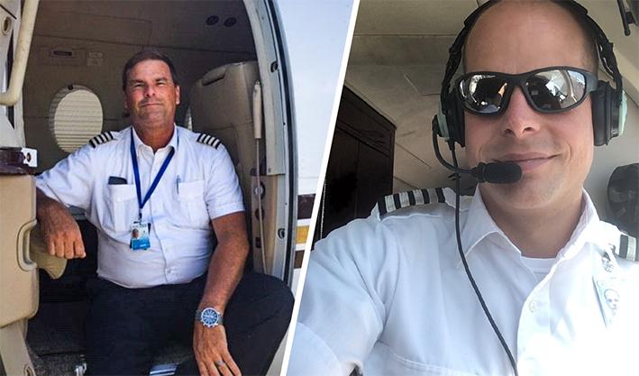 Interview with an Aviator: Doug Nelson & Chris Clark