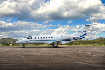 2009 Citation CJ3