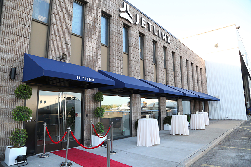 Setting a New Standard | Jet Linx New York Grand Opening