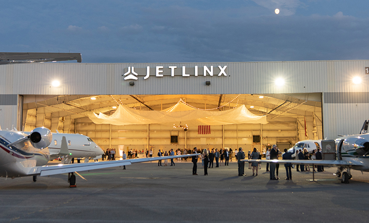 High Note: Jet Linx Nashville Grand Opening