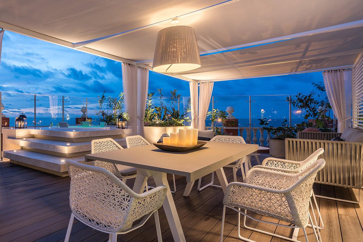 012 Suite Amaral terraza - Erika Monterrosa