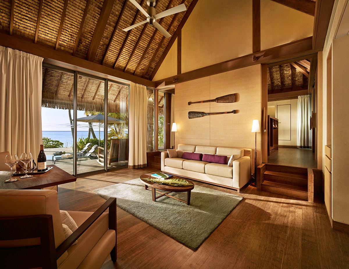 1-Bedroom Villa - Living room - Julie Loyon