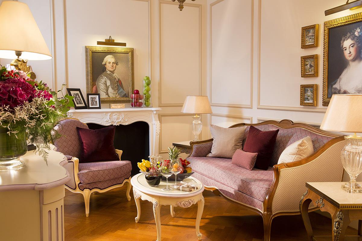 Salon Suite Arc de Triomphe