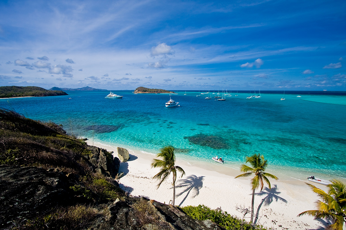 Tobago Cays Beach Photo - Catherine Ryan