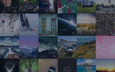 SOAR Magazine: The Silver Anniversary Issue
