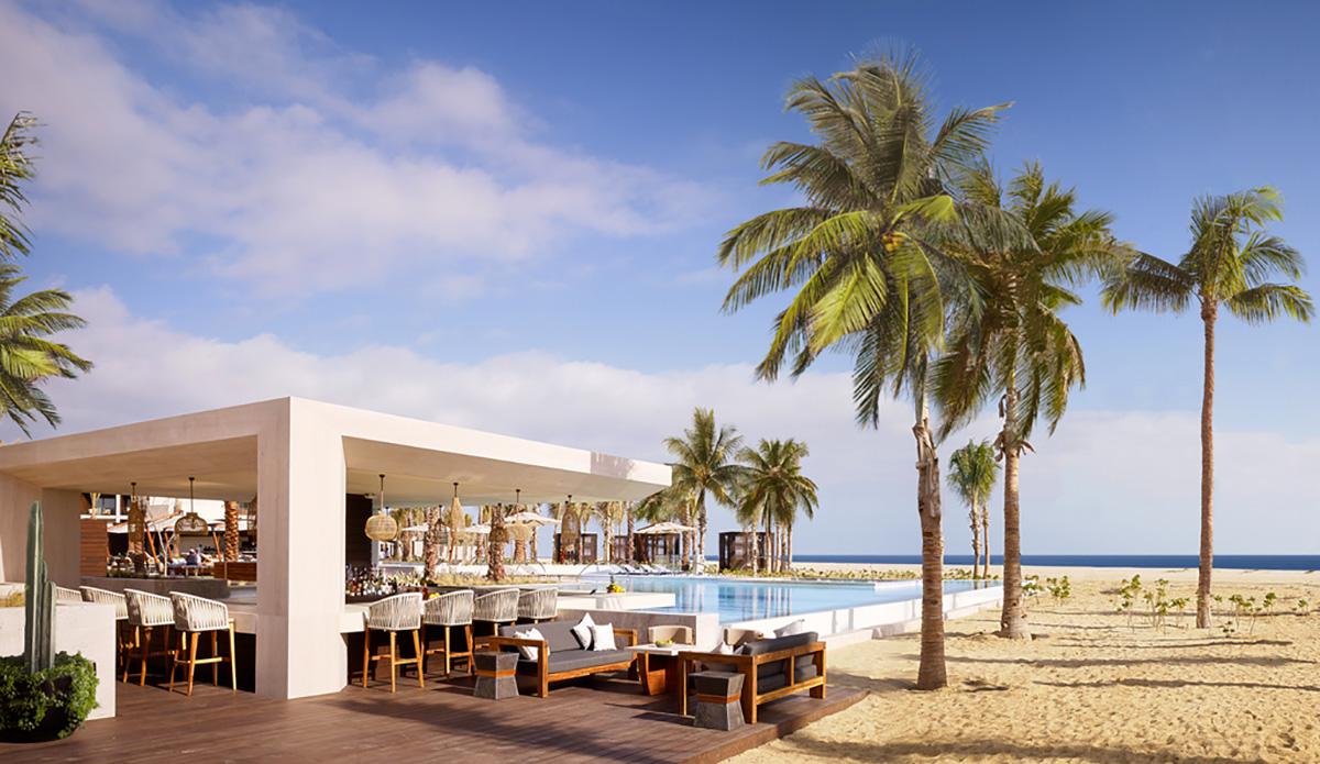 Nobu Hotel Los Cabos - Cortez Swim-up Bar