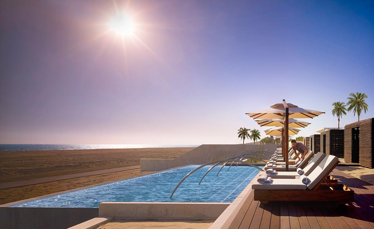 Nobu Hotel Los Cabos - Sunset Pool