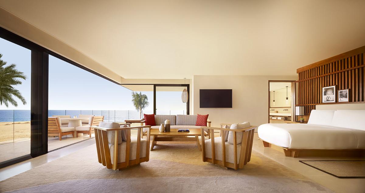 Nobu Hotel Los Cabos_Sake Suite