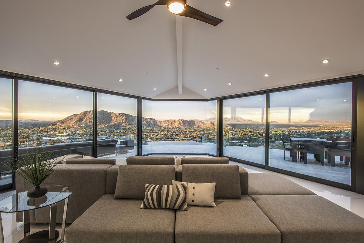 Villa Ventana Living Room - Alison Bontrager