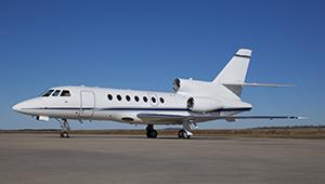 Dassault Falcon 50X