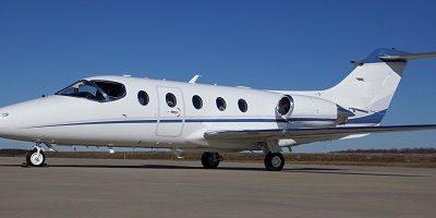 2008 Hawker 400XP (N215JL)