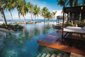 puerto rico hotel with beachside pool