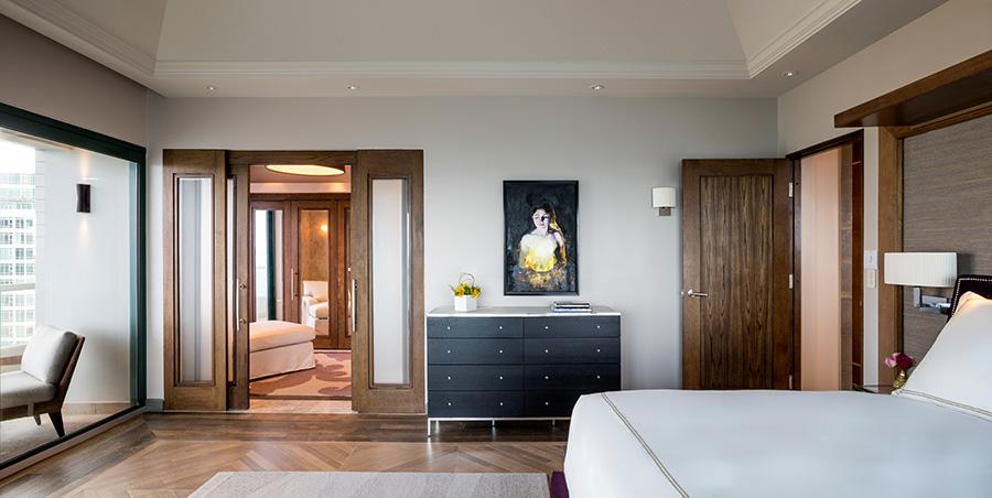 Suite - Vanderbilt Penthouse Bedroom Detail