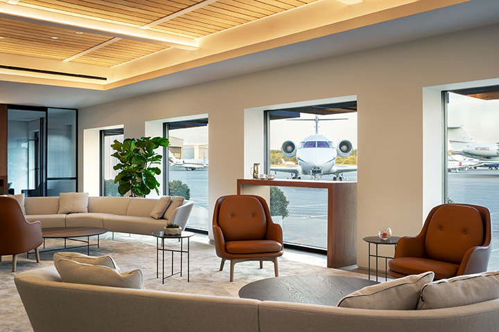 Jet Linx New York: Teterboro Airport Private Terminal