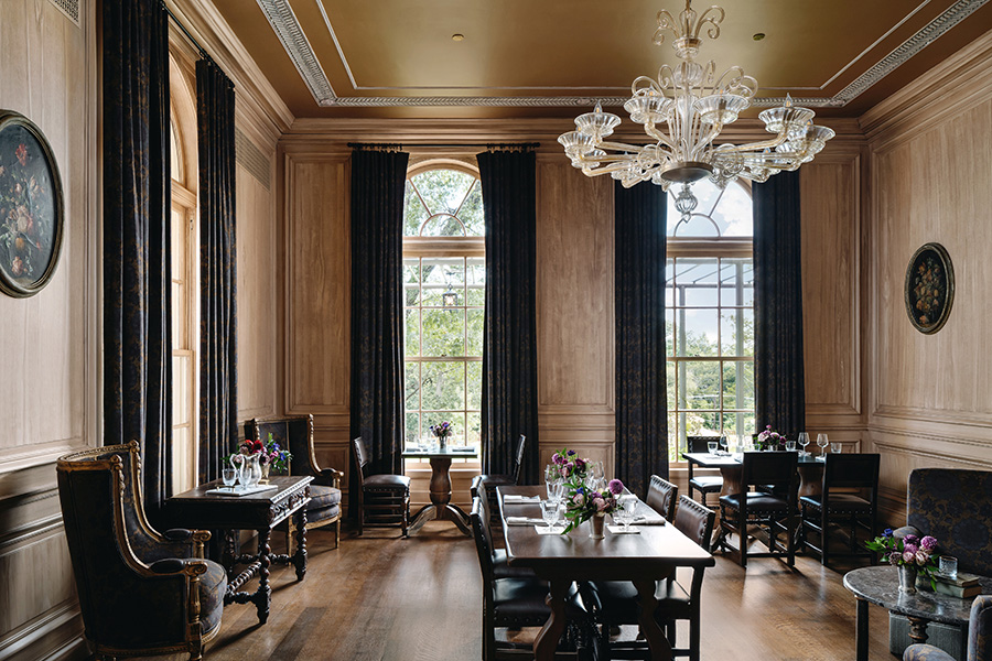 CPE Mansion Dining Room